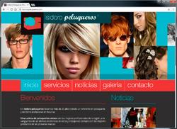www.isidoropeluqueros.com