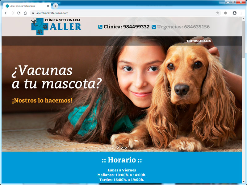 Clinica Veterinaria Aller