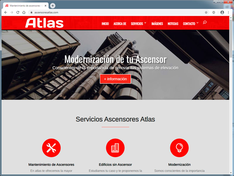 Ascensores Atlas