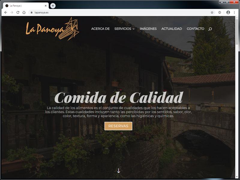 Restaurante La Panoya