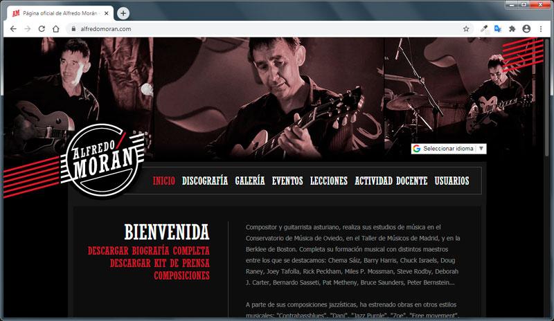 www.alfredomoran.com