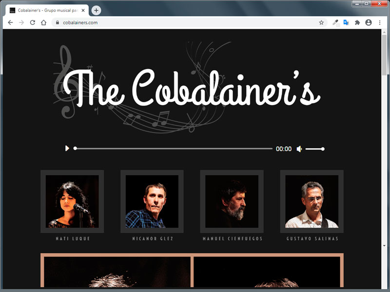 The Cobalainer`s