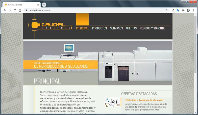 www.caudalsistemas.com