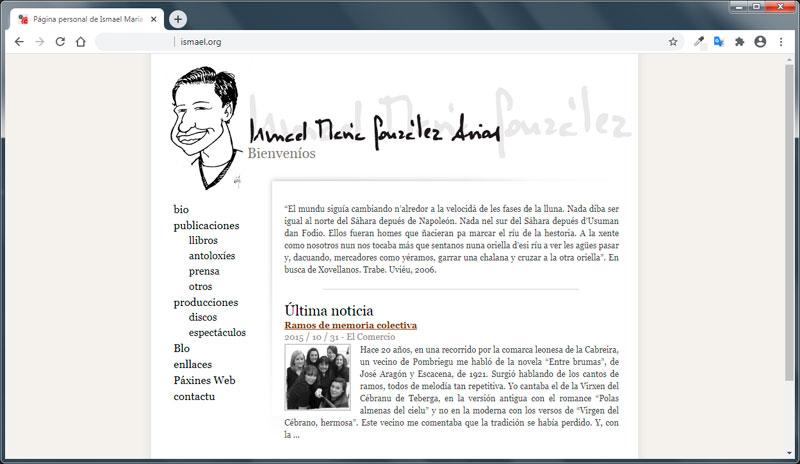 www.ismael.org